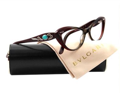 Designer Eyeglass Frames Pittsburgh Pa : Bvlgari - GoodLooksEyewear