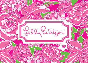 Lilly Pulitzer Designs 2016